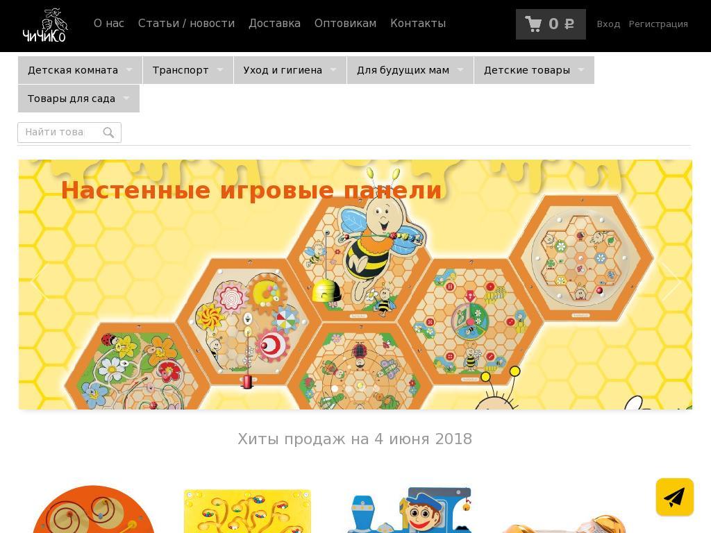 логотип chichiko.ru
