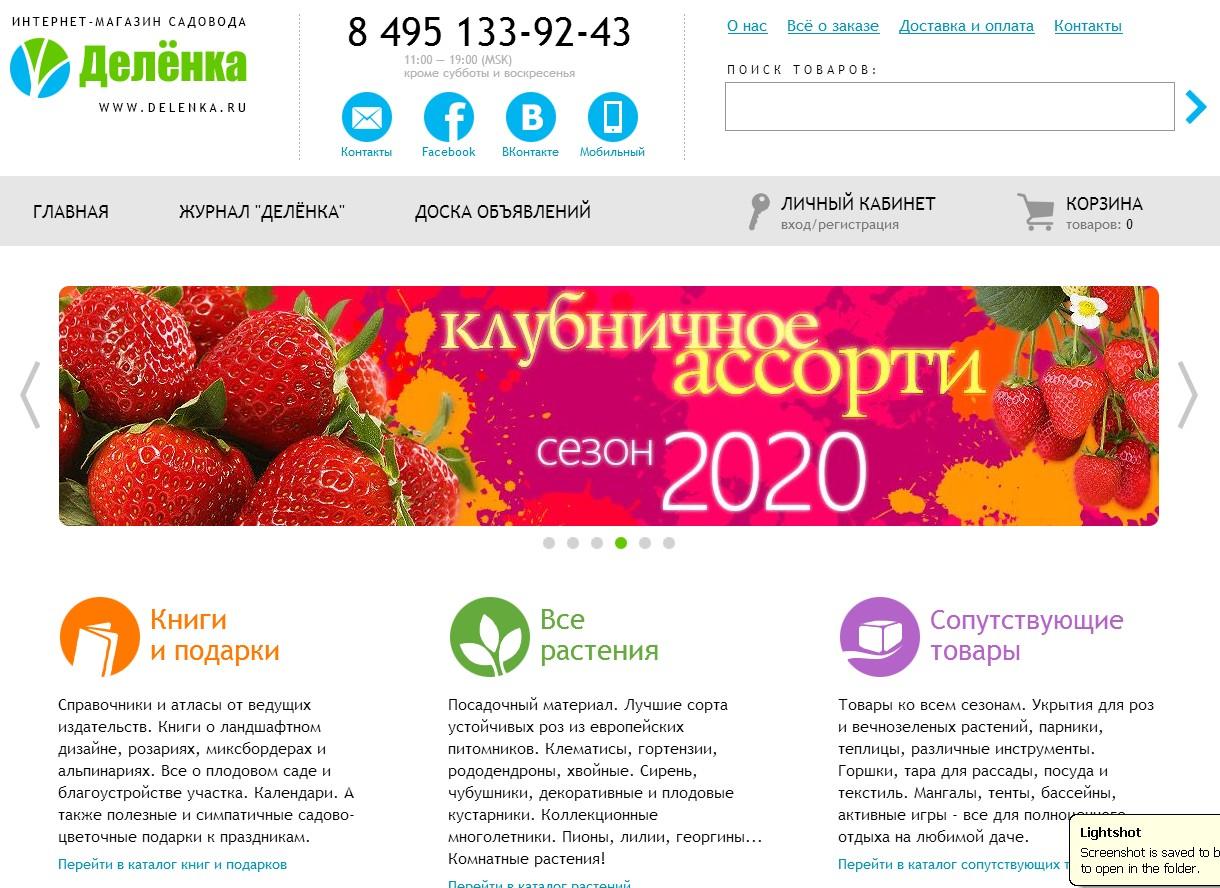 логотип delenka.ru
