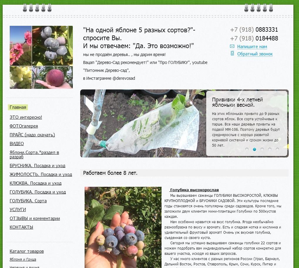 логотип derevosad.ru