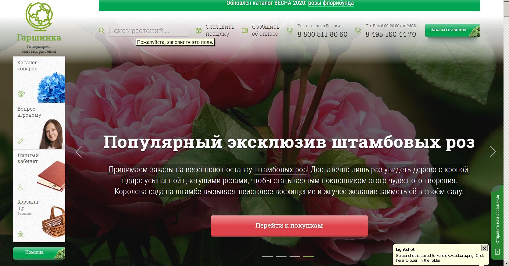 логотип garshinka.ru