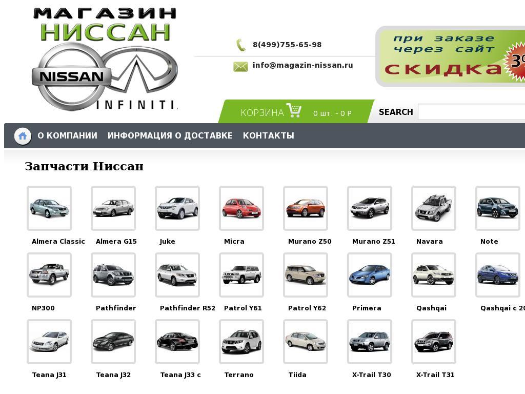 логотип magazin-nissan.ru