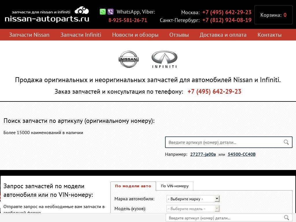 логотип nissan-autoparts.ru