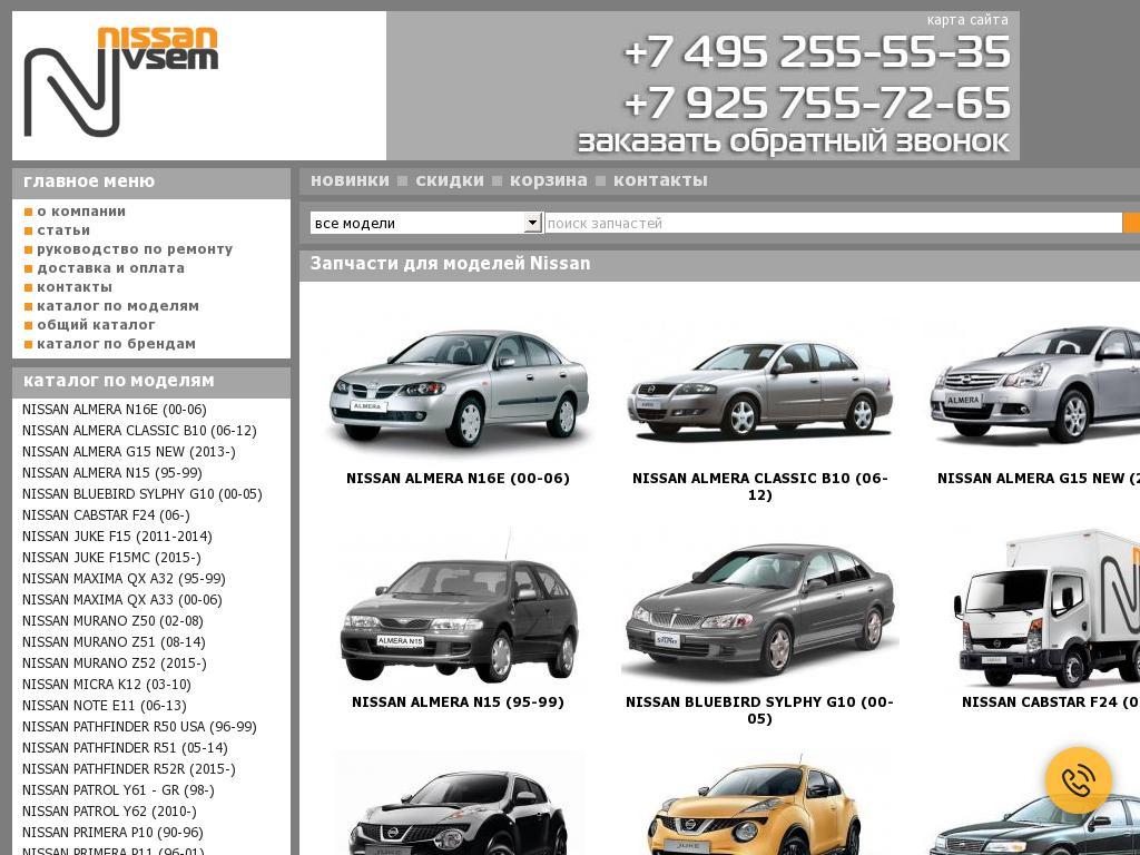 логотип nissan-vsem.ru