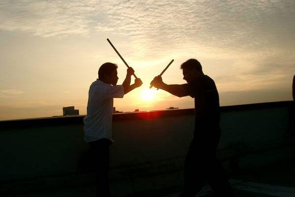 Как выбрать оружие для боевых искусств