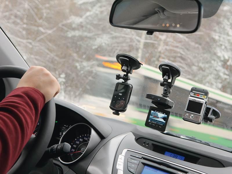 Видеокамеры и видеорегистраторы для авто. Нюансы выбора