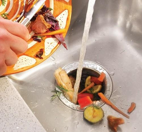 Выбираем измельчители пищевых отходов