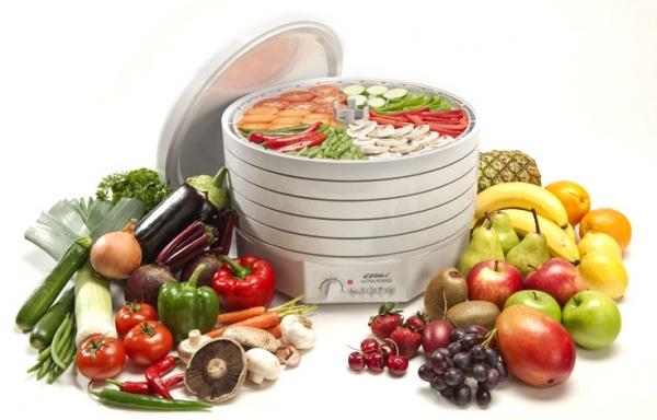 Как не ошибиться при выборе сушилки для фруктов, овощей и грибов