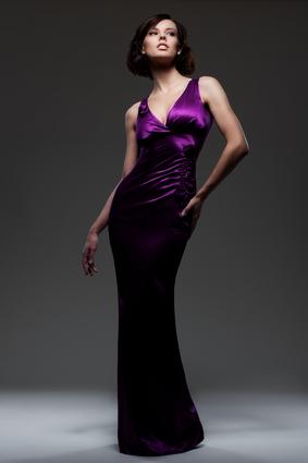Притягательная сила вечернего платья