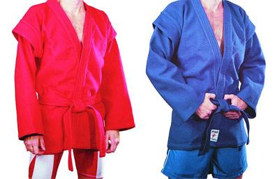 Куртки и шорты для самбо – секреты выбора