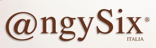 логотип бренда @ngySix