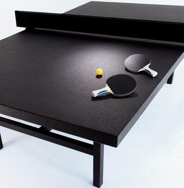 Как выбрать стол для пинг-понга