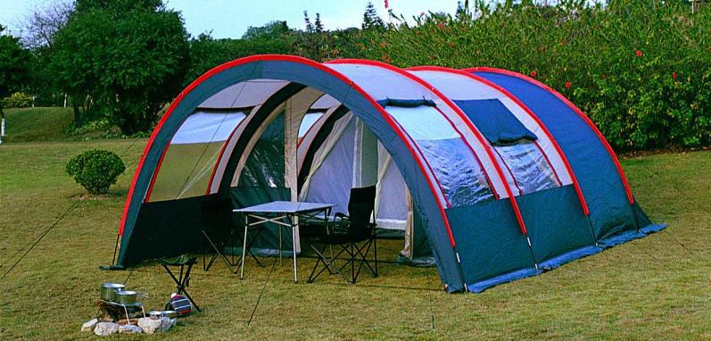 Туристическая палатка - секреты выбора