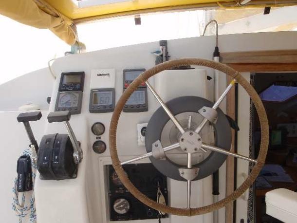 Выбор автопилота для яхт и катеров