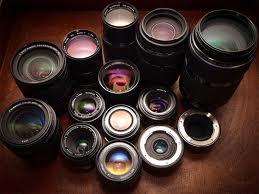Начинающему фотографу: как выбрать объектив