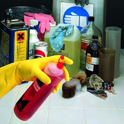 Выбираем нетоксичную бытовую химию