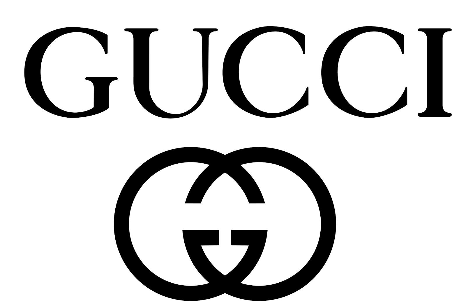 логотип бренда Gucci