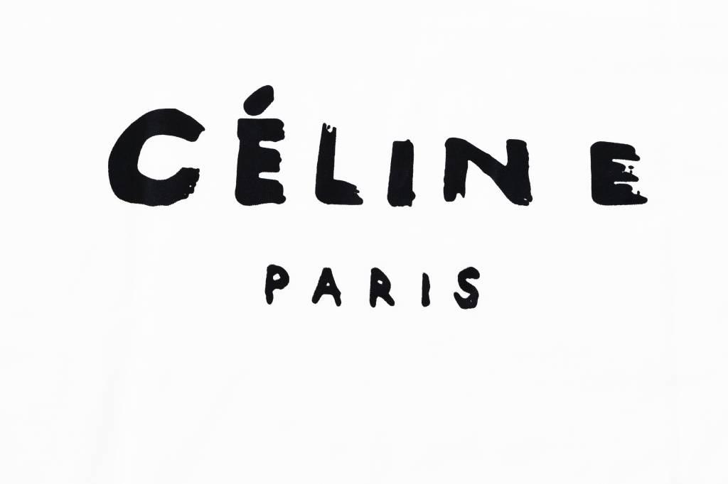 логотип бренда Celine