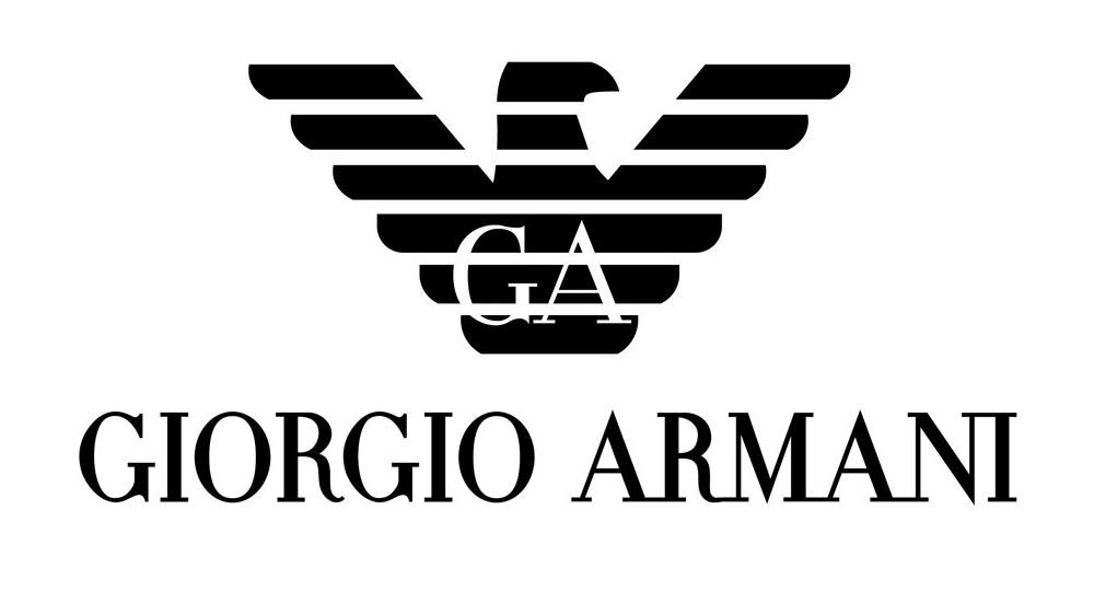 логотип бренда Giorgio Armani