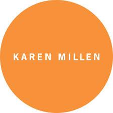 логотип бренда Karen Millen