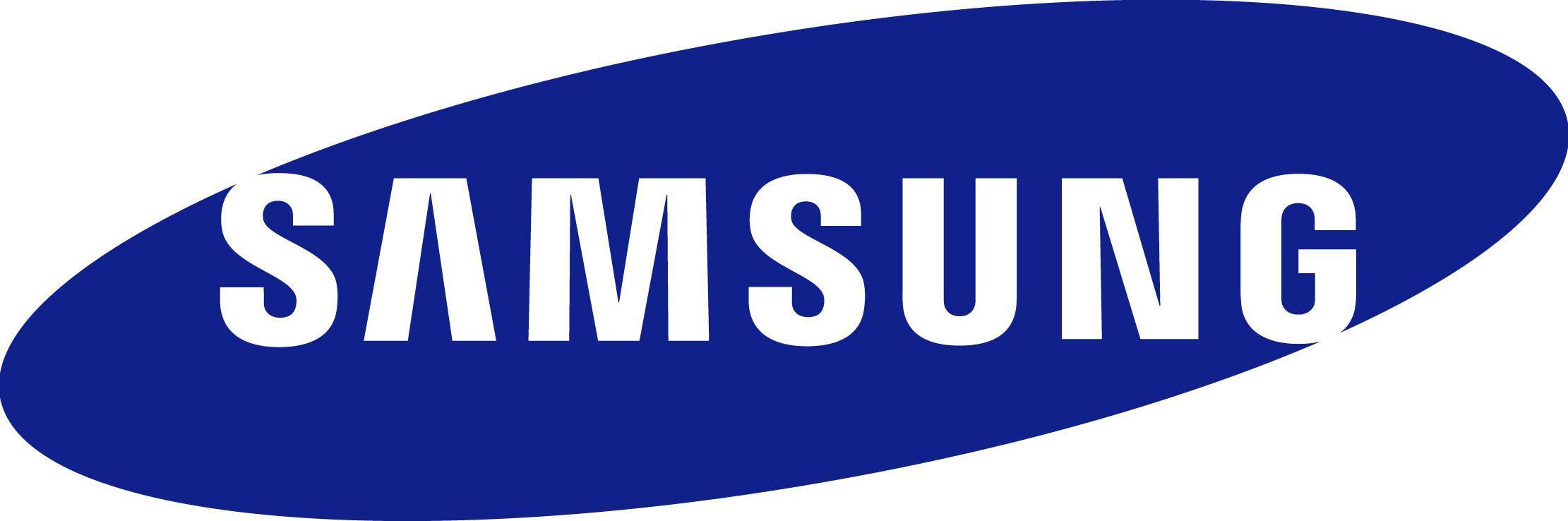 логотип бренда Samsung