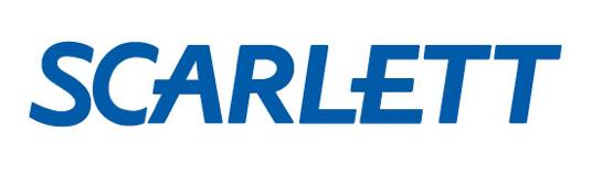 логотип бренда Scarlett