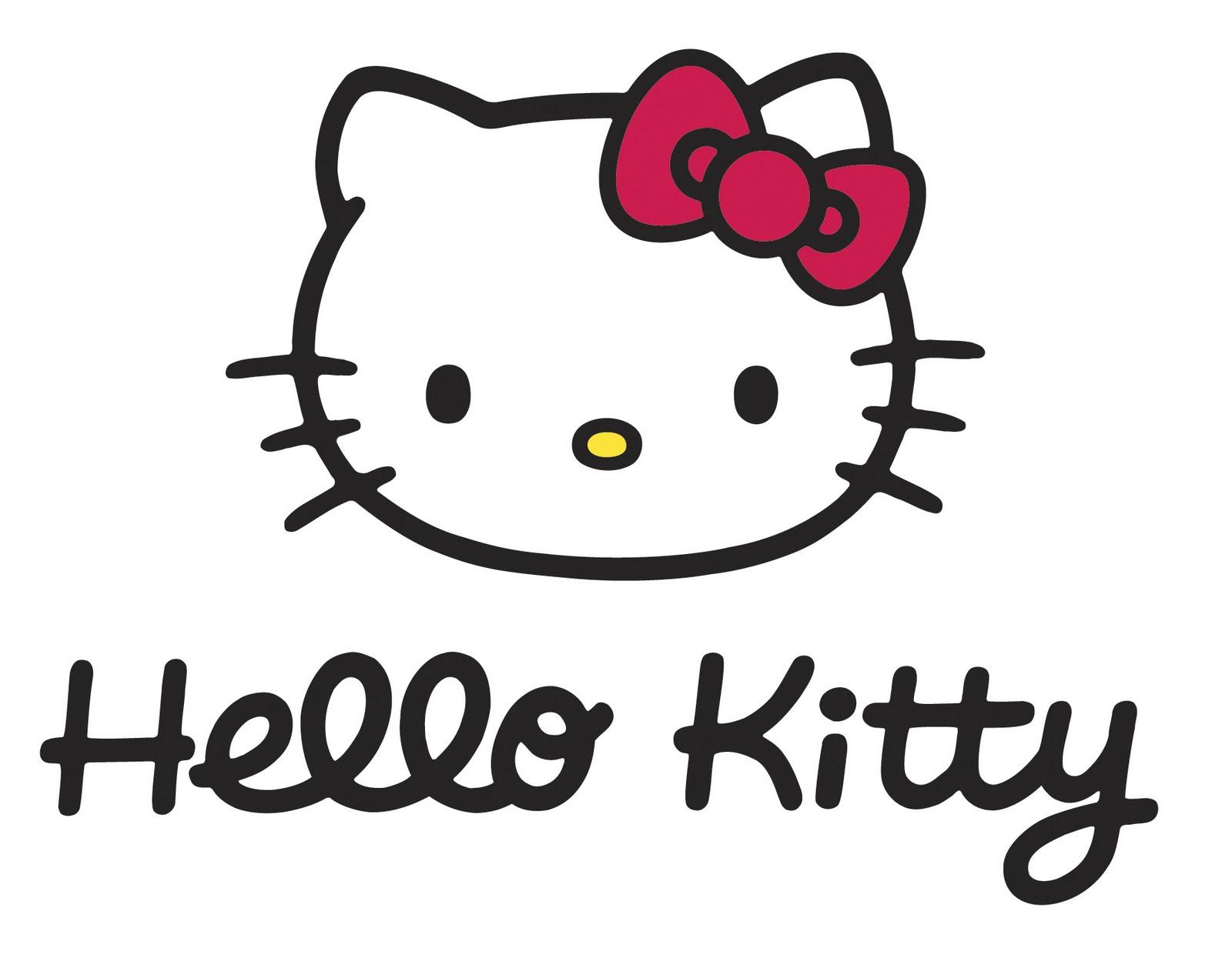 логотип бренда Hello Kitty