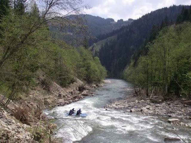 Советы рыбакам: покоряем горные реки
