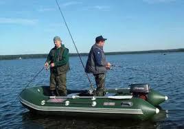 Как выбрать плавсредство для рыбалки