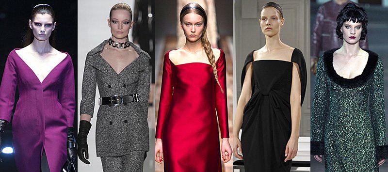 5 модных тенденций осени 2013