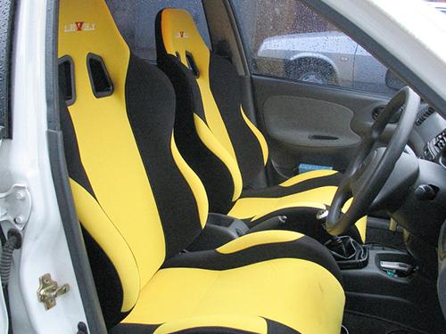 Спортивные сиденья на авто. Выбор и разновидности