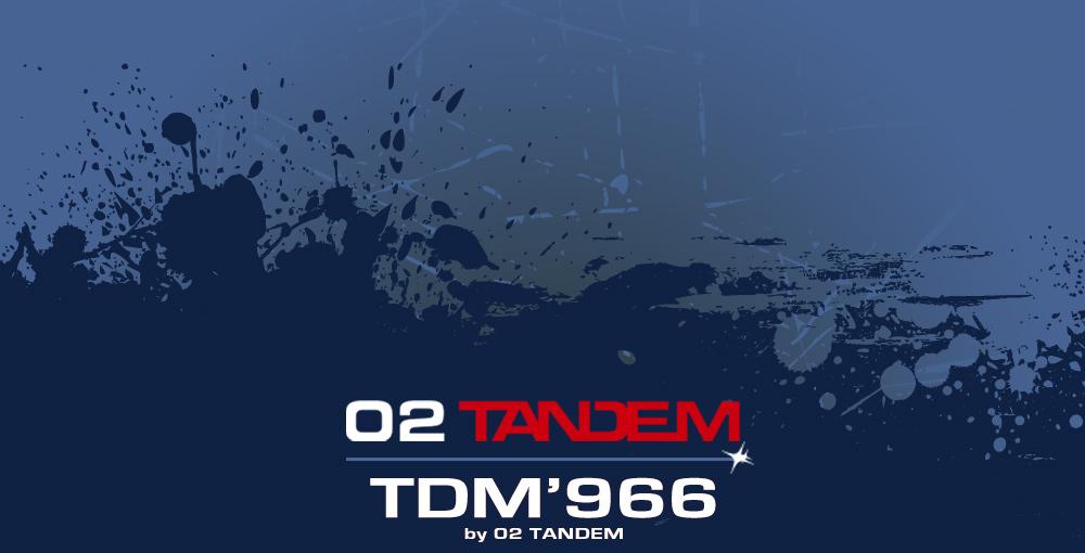 логотип бренда TANDEM