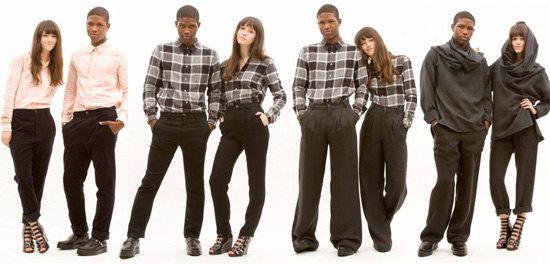 Стиль одежды унисекс для девушек