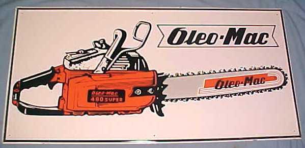 История бренда OLEO MAC и EFCO