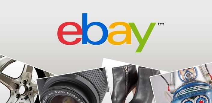 логотип приложения eBay