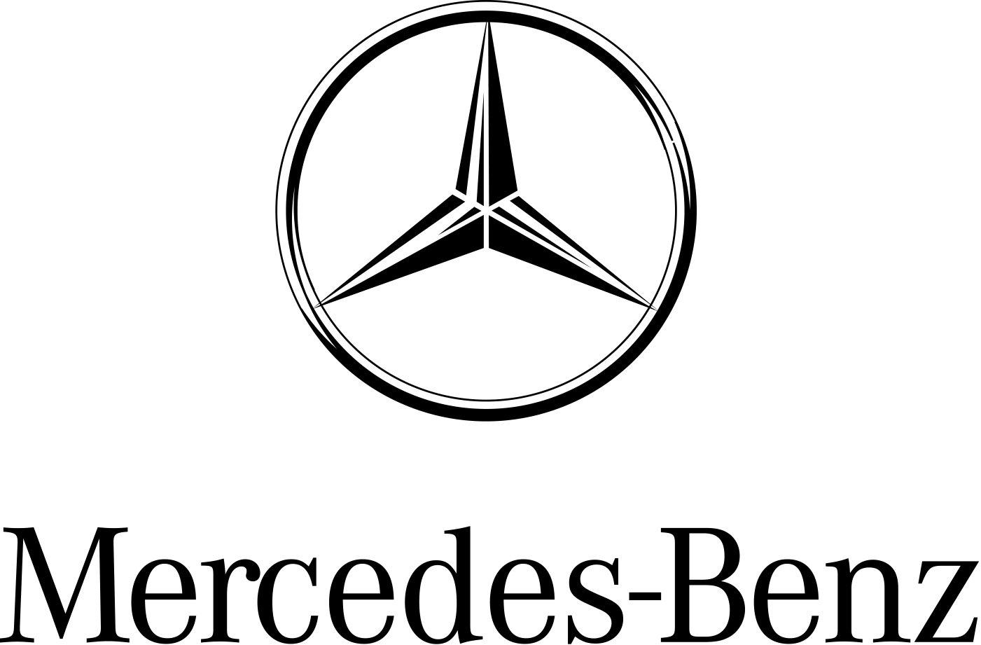 логотип бренда Mercedes