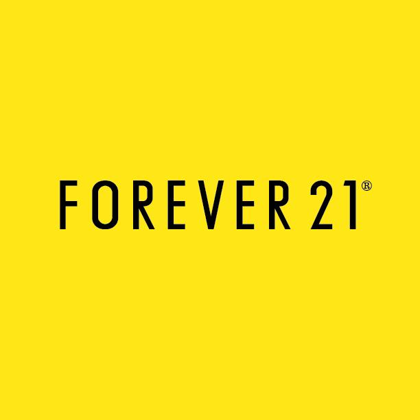 Forever 21 логотип бренда