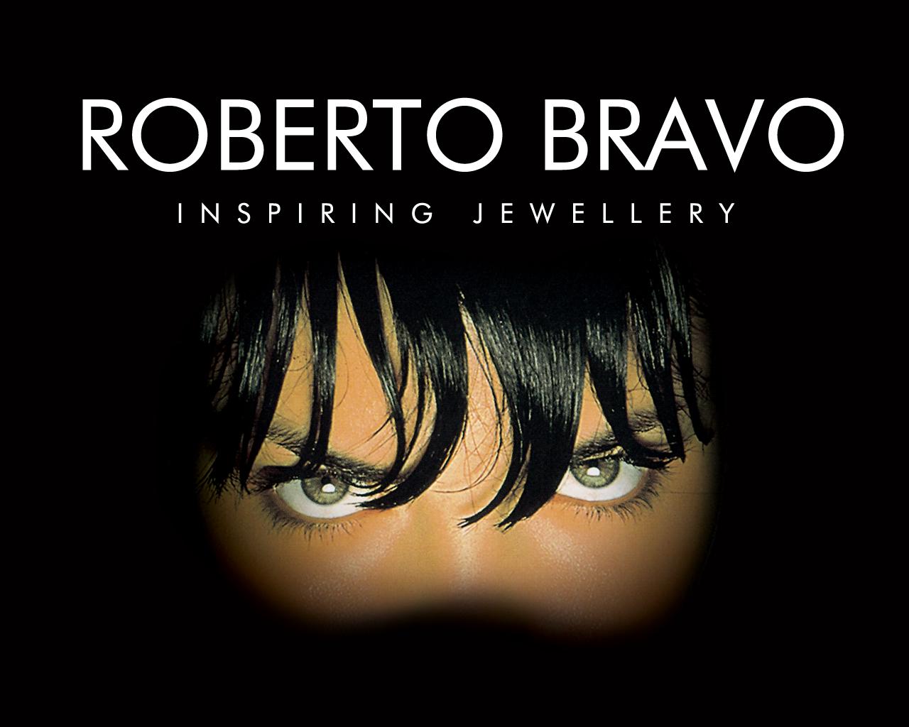Roberto Bravo логотип бренда