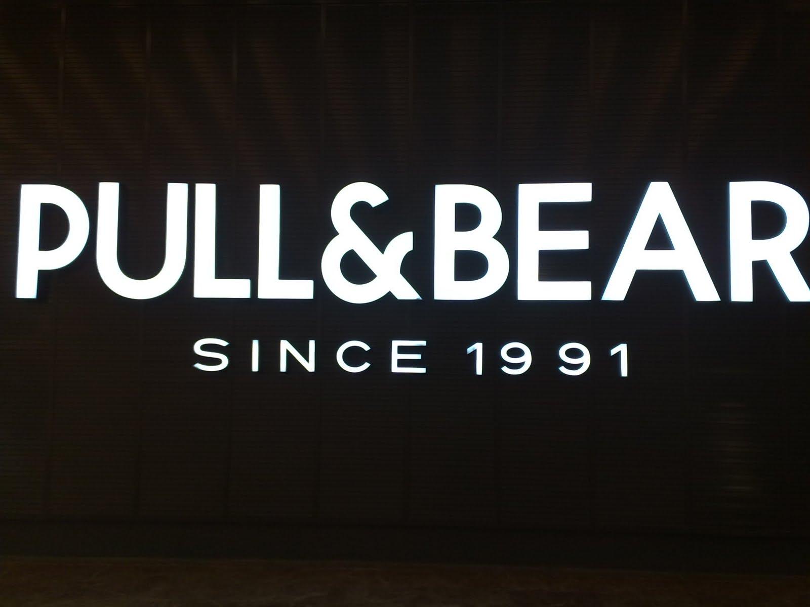 логотип бренда Pull and Bear