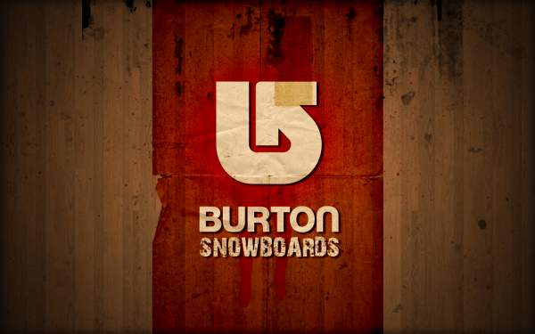 логотип Burton Snowboards