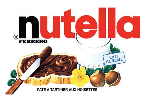 логотип Nutella