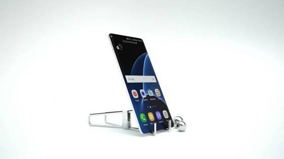 Обзор Samsung Galaxy S8 и дата выхода