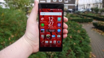 как выглядит Sony Xperia Z5 Premium