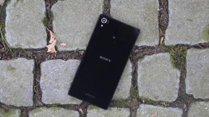 черный Sony Xperia Z5 Premium