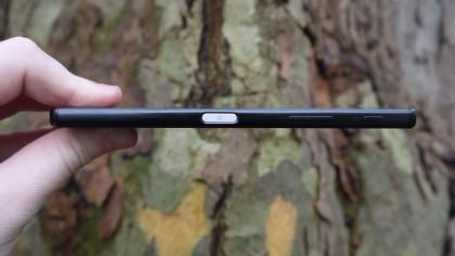 высота Sony Xperia Z5 Premium