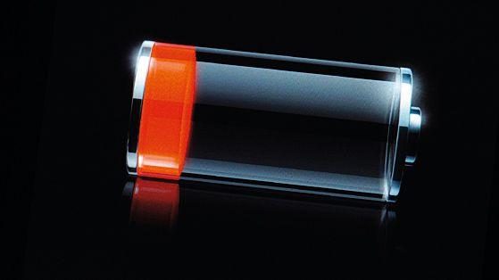 проблема с батареей на iOS