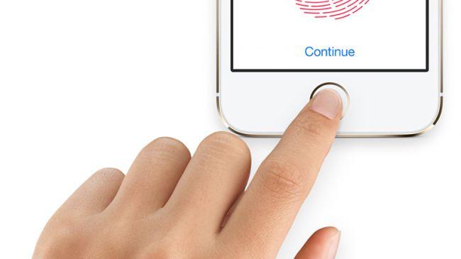 Не работает Touch ID на прошивке iOS 10