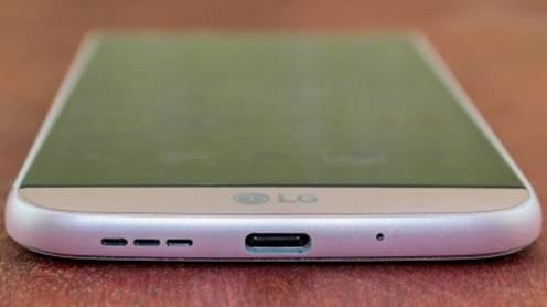 разъем для наушников LG G5