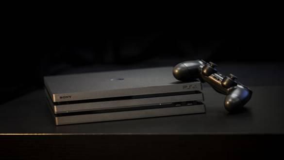 модель PS4 Pro