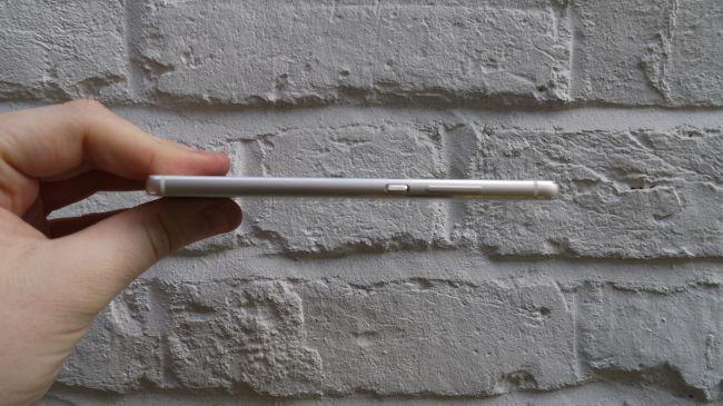 вид сбоку Huawei P9
