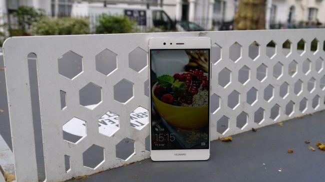 дизайн Huawei P9